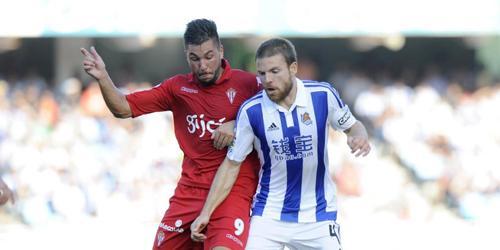 Video: Real Sociedad vs Sporting Gijon