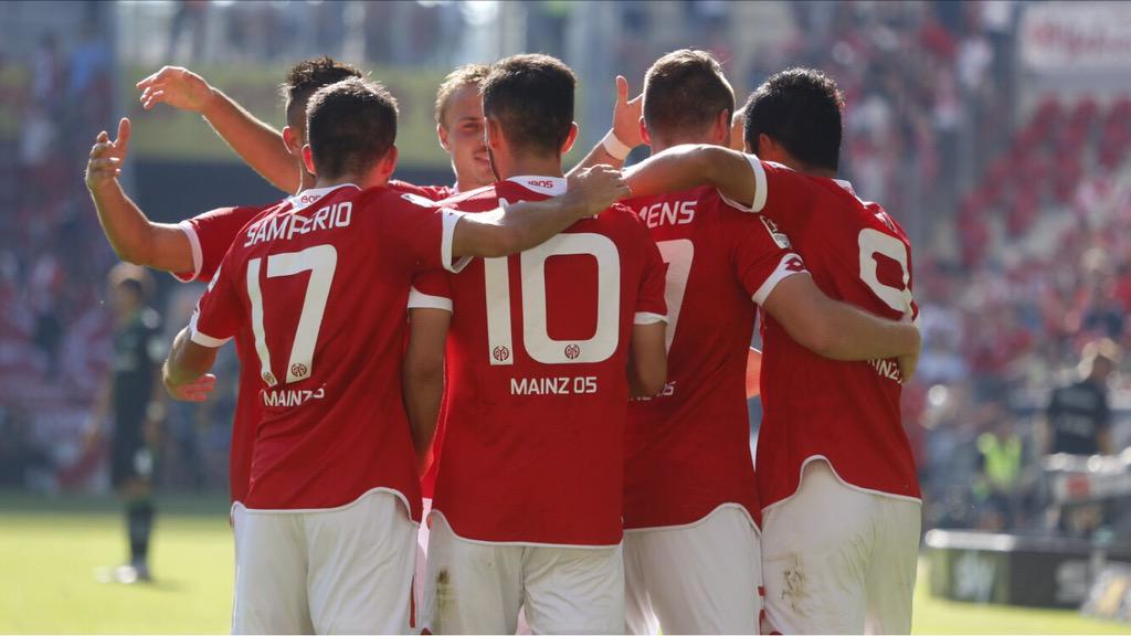 Video: Mainz 05 vs Hannover 96