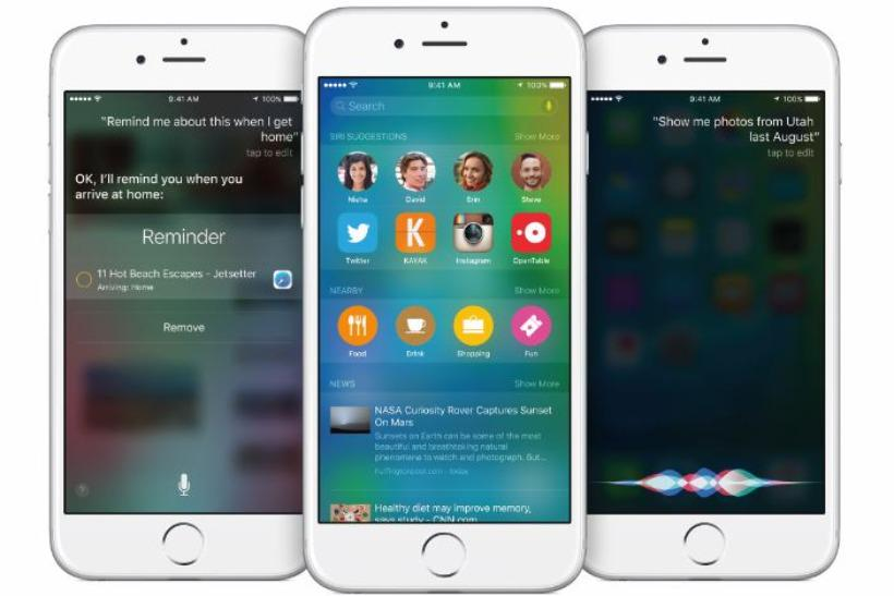 Apple's iOS9 Spotlight search: the nail in the coffin for mobile paid search and display http://t.co/OsDYO4OHiW http://t.co/lALHv8wD5U