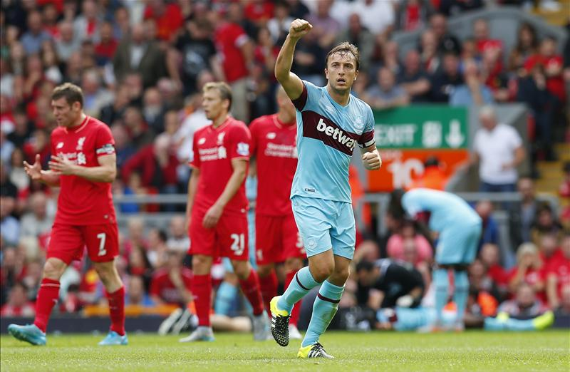 Video: Liverpool vs West Ham United