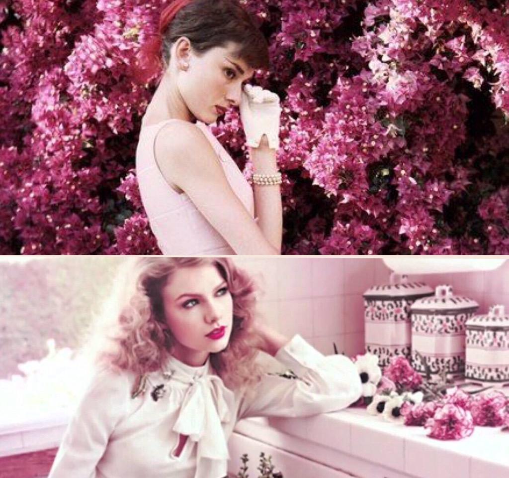 Taylors Evolution On Twitter Taylor Swift Audrey Hepburn