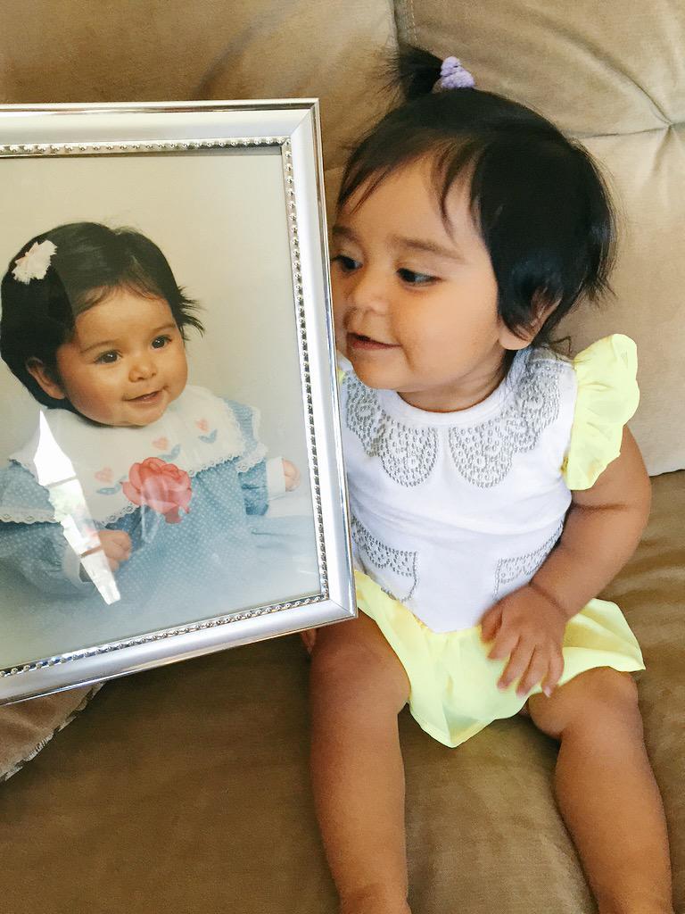 My daughter is my clone. #jesustakethewheel http://t.co/Z2eZ3ODQVp