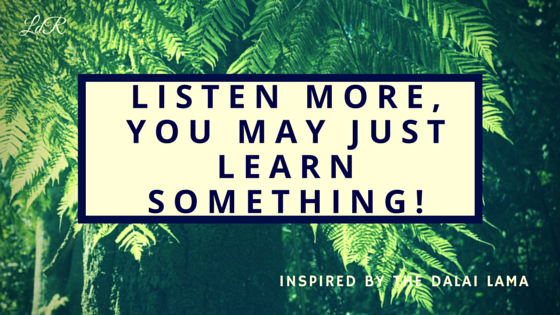 Stop Talking So Much & LISTEN #ThinkBigSundaywithMarsha #InspirationalQuotes http://t.co/wFVqCDRK4y