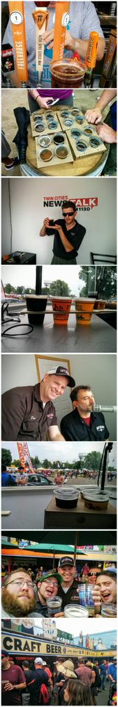 Minnesota BeerCast Live From The Minnesota State Fair – Part 2