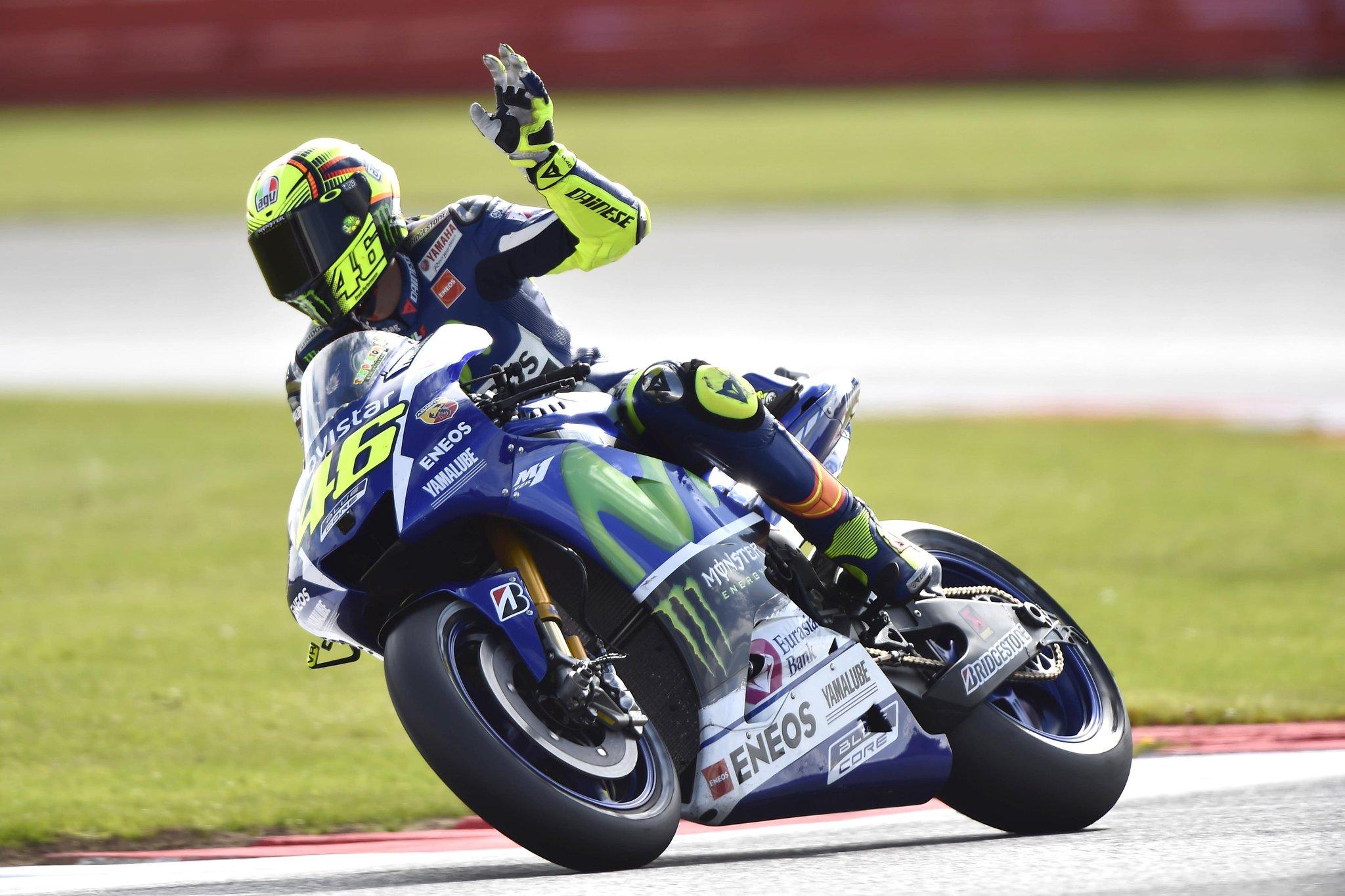 MotoGP 2015 GP Gran Bretagna: la griglia di partenza a Silverstone, partenza oggi in Diretta TV Streaming