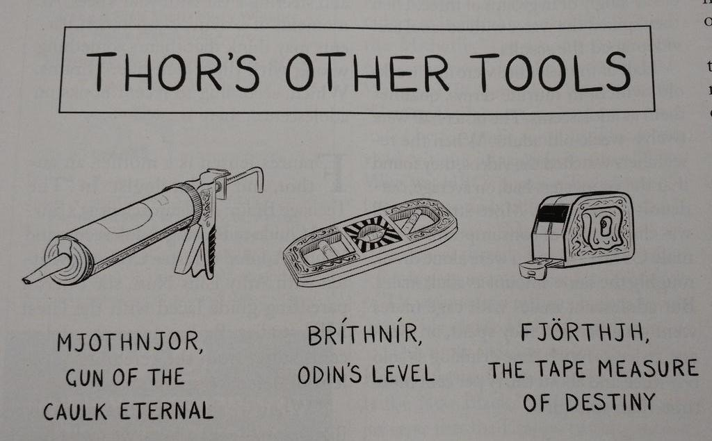Thor's other tools. http://t.co/EFhex7g6fi
