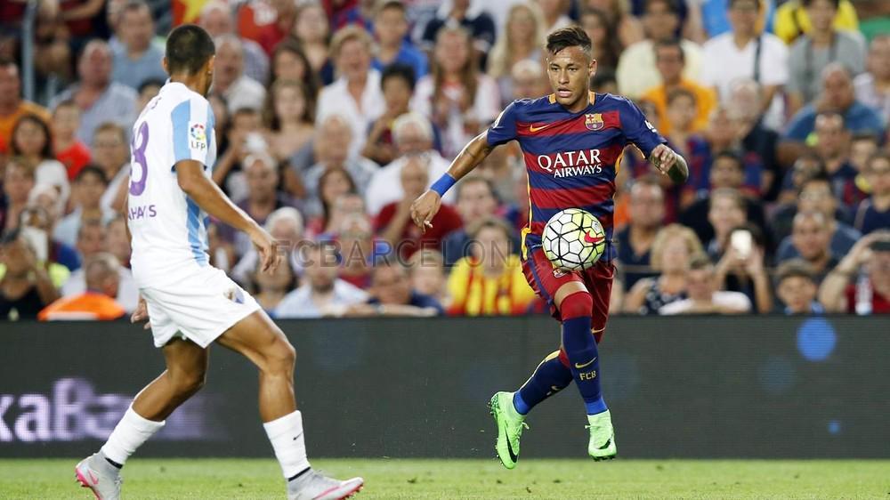 Neymar Quells Man United Rumours