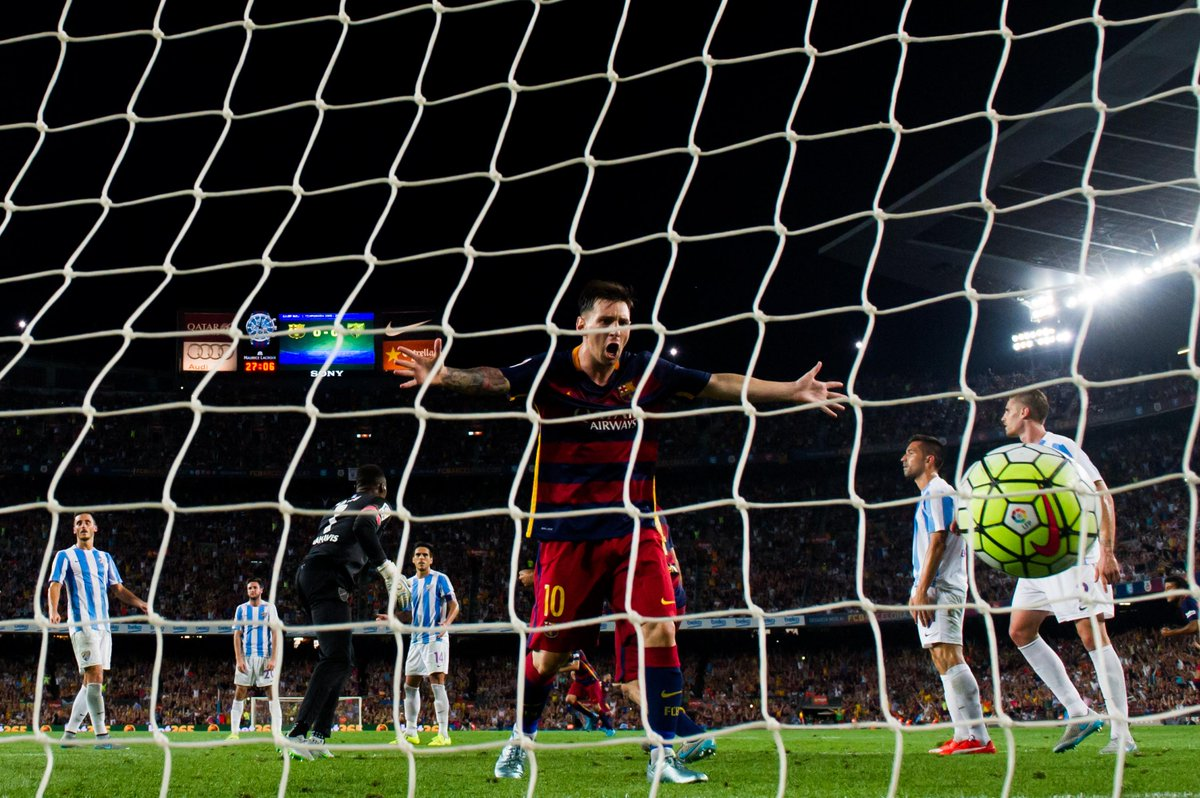 Video: Barcelona vs Malaga