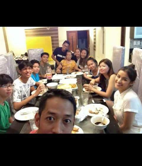 Liza soberano fans on twitter liza with her family in for House of liza