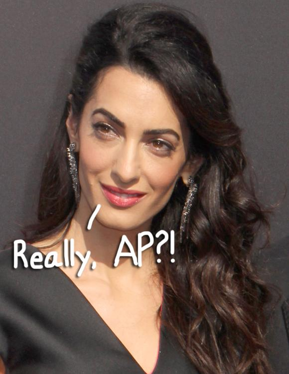 The @AP might want to re-think how they refer to women on Twitter... http://t.co/7Y3amNoGJS #AmalClooney http://t.co/Zv8lW2SwFY
