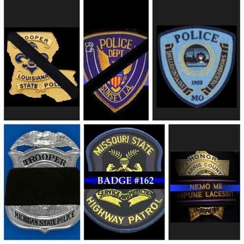 It's been a rough week in law-enforcement. May we pray for all who have injured or fallen this week. #prayers #LODD http://t.co/Be4orbOgX5