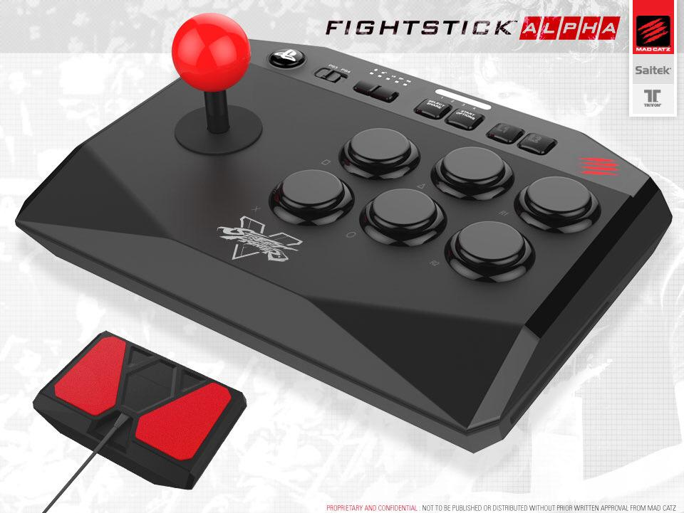 FightStick Alpha