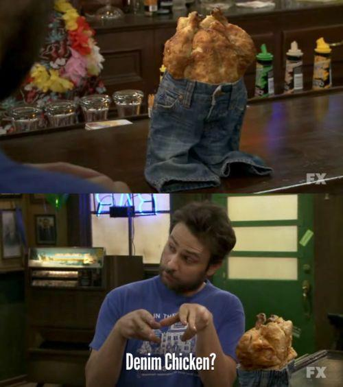 Charlie always sunny writing a book
