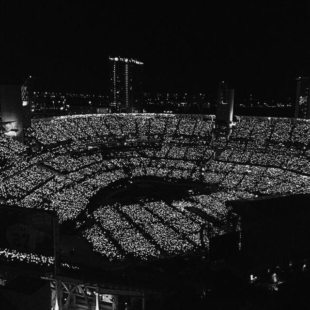 You looked beautiful tonight. #1989TourSanDiego   Photo: andistoodtherelovingyou on tumblr http://t.co/oALttlRlla