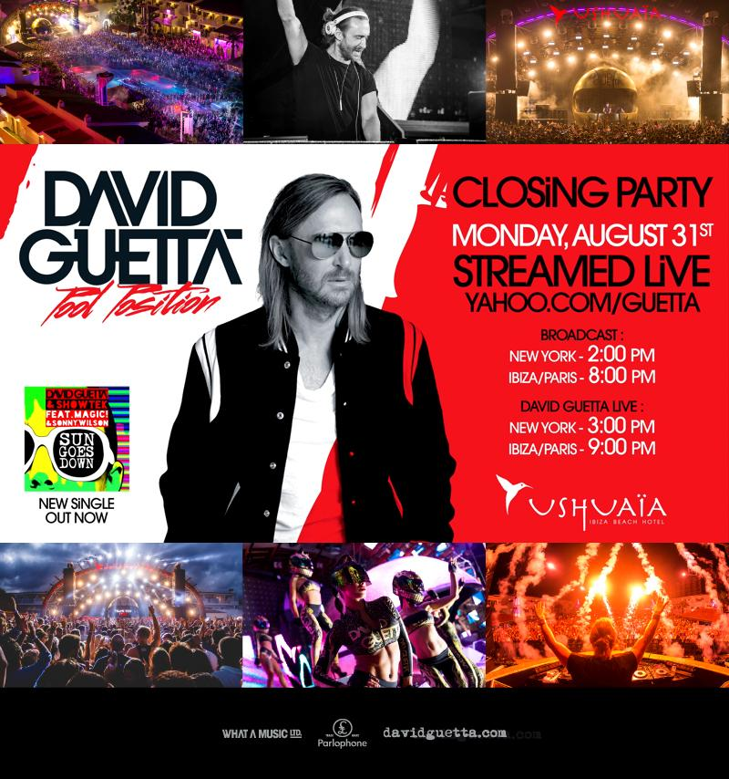 wow I'll be live streaming the closing set of Pool Position from @ushuaiaibiza on http://t.co/tOLCjMsf9K Monday 8/31 http://t.co/d68ndAYsrx