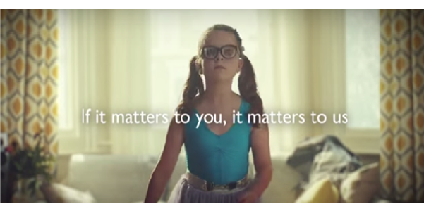 Another showcase ad by John Lewis - watch 'Tiny Dancer' here: http://t.co/KIONcU2MGf #advertising http://t.co/mNvdrHYWwc
