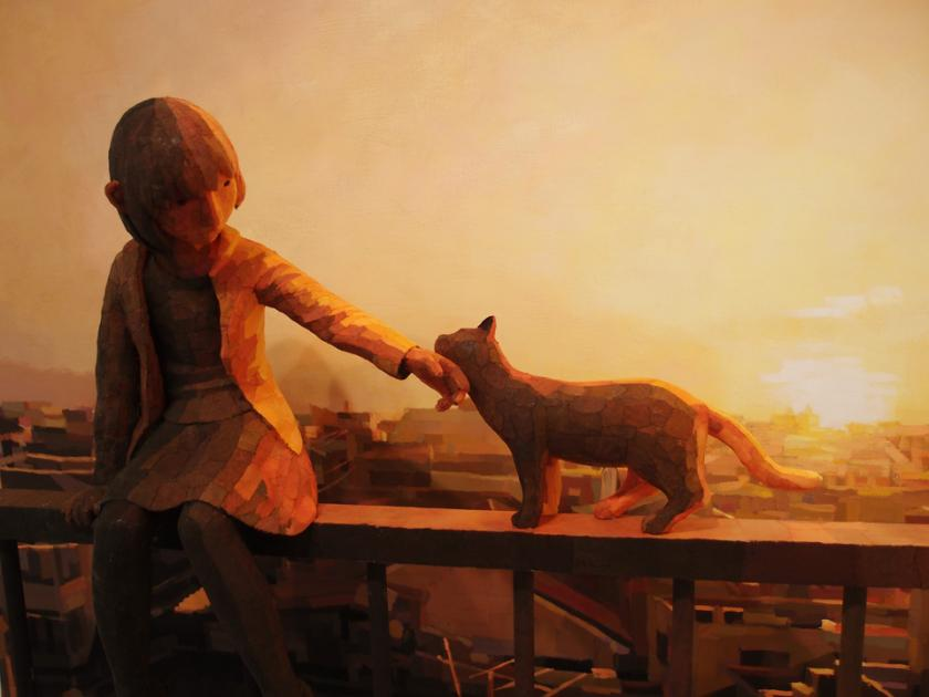 RT @Creative_Boom: Artist Shintaro Ohata blends sculptures and paintings to create 3D artworks http://t.co/H3cBGeDDgi http://t.co/fojtZsvgeU