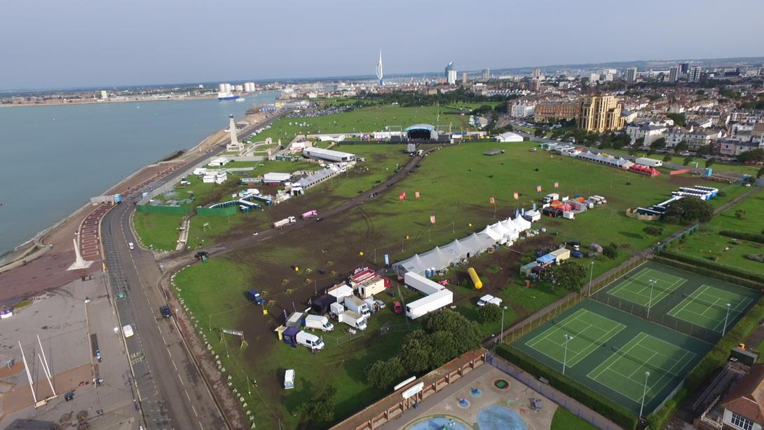 The morning after the night before #victoriousfestival http://t.co/y9pLW7giBy