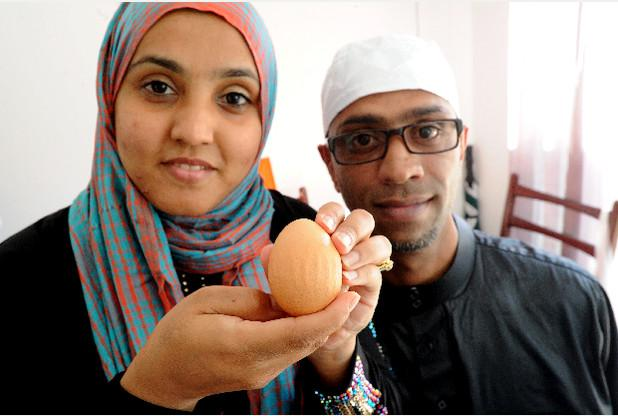 RT @Leicester_Merc: Message from Allah found on egg http://t.co/ie5ZQvhKfs http://t.co/chbymNzjxE