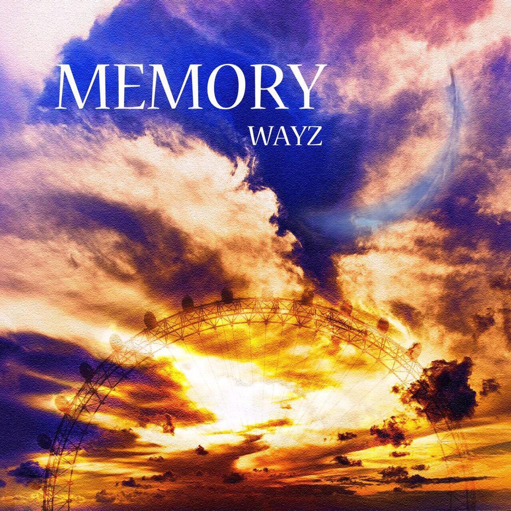 WAYZ新曲配信スタートしました!  「MEMORY」 1.Memory 2.DEEPin  https://t.co/KlQJdDyZ0D  今回の2曲は全然曲調の違う2曲にしました!  この音楽から何かを感じて貰えたら嬉しいです! http://t.co/FxREUZD0bG