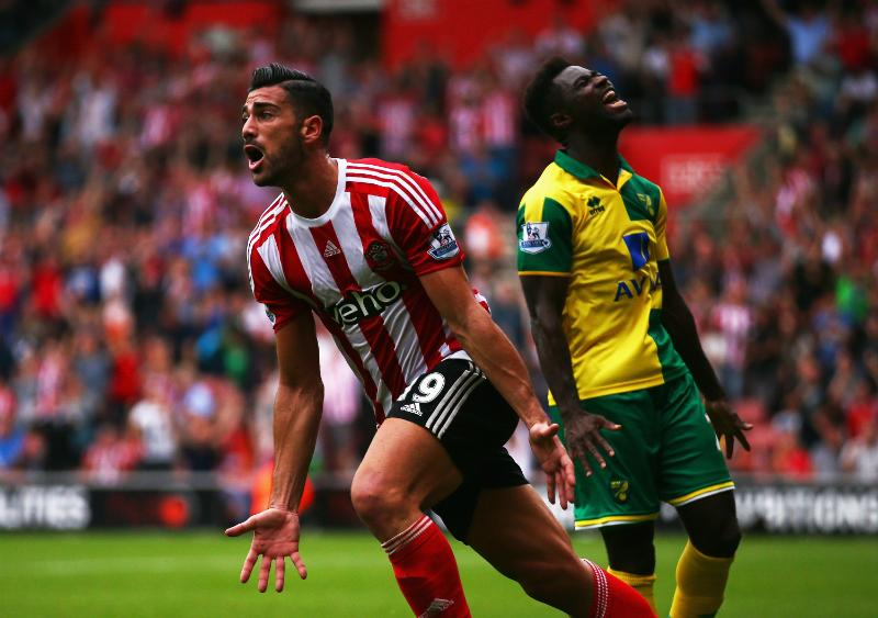 Video: Southampton vs Norwich City