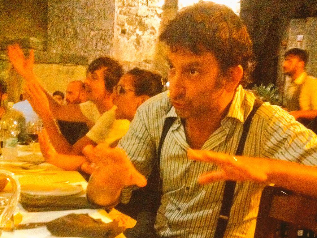 "Annibale d'Elia: ""senza eros non c'è apprendimento"" #RSS2015 #senzafiltri http://t.co/gcp1CJWHjT"