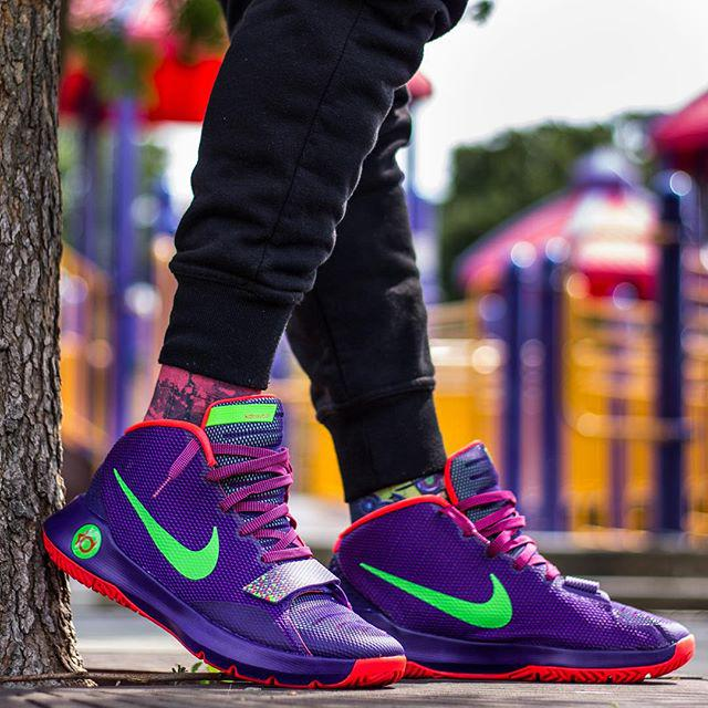 size 40 91cd4 a8a74 Foot-Locker-Nike-KD-Trey-5-III Sneaker Shouts™ on Twitter ...