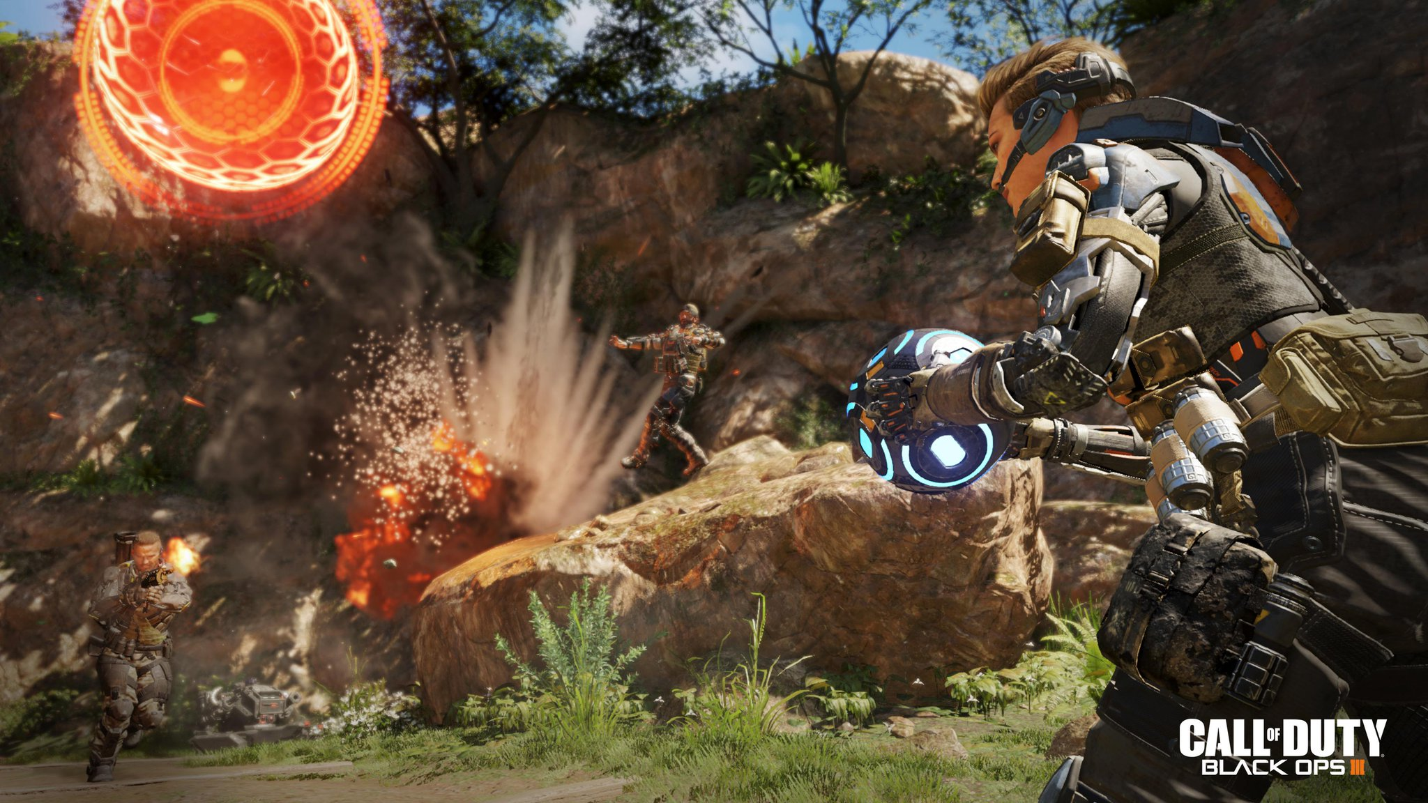Black Ops 3 has no campaign on last generation consoles