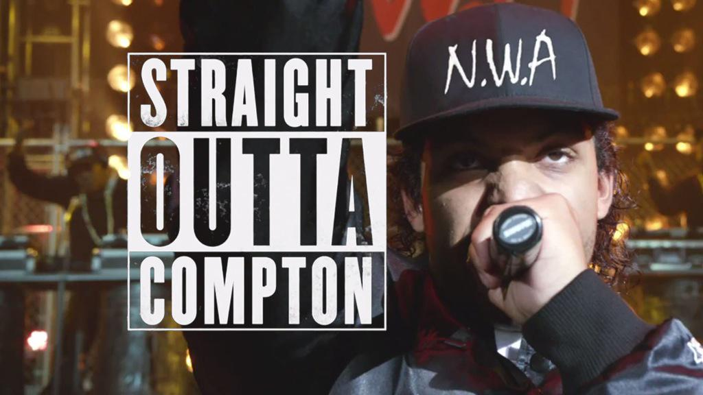 RT @MichaelSkolnik: Straight Outta Compton has earned $134.1 million to date domestically, making it highest-grossing musical biopic ever h…