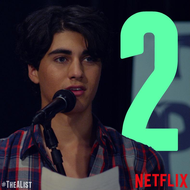 """The A-List Movie on Twitter: """"ANNOUNCEMENT! SHHH! *clears throat* #TheAList hits @netflix in 2 DAYS! Prepare your takeout menu now."""
