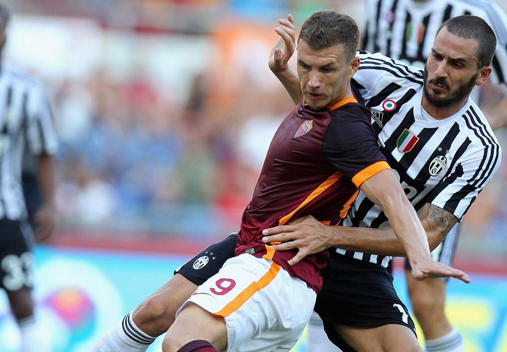 Roma Juventus giocata alla 2a giornata di Serie A