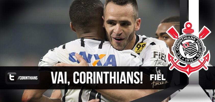 ceca36f94ed4d Corinthians  Corinthians Vai começar em instantes mais um desafio do  Timão  pelo  Brasileirão!