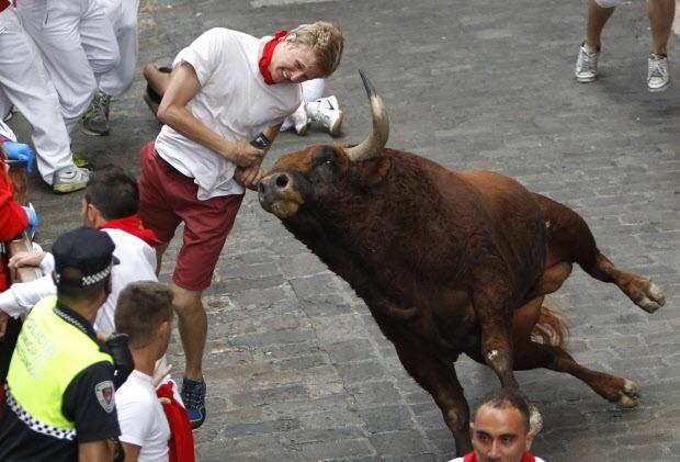 Spanish Bull Run Deaths Spanish Bull Run Deaths Rise