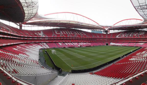 Benfica stuff on twitter est dio da luz vista para as for Piso 0 estadio da luz
