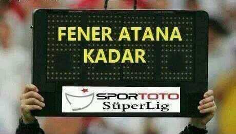 Fenerbahçe maçlarındaki uzatma dakikaları.