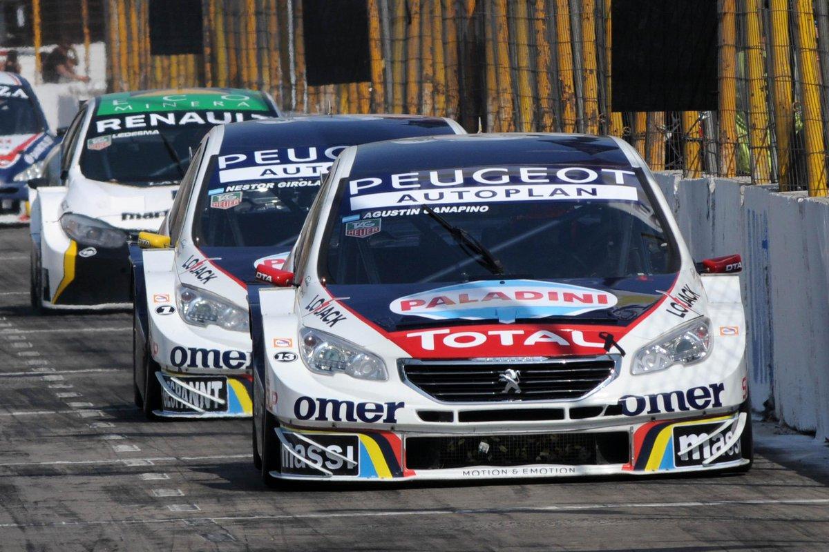 SuperTC 2000 | Ardusso ganó de noche pero Canapino se tomó revancha a plena luz del día