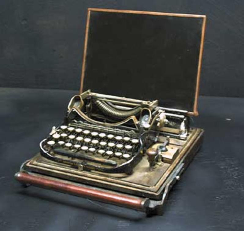 The Ironwork Laptop - http://t.co/79pExo6roa