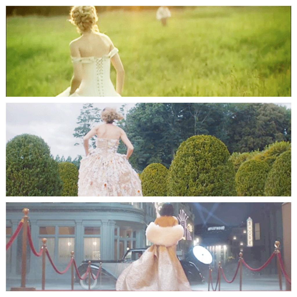 Love Story / Blank Space / Wildest Dreams http://t.co/VZj3JU66IV