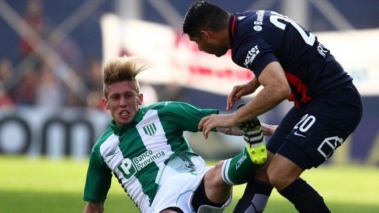 Torneo AFA 2015 | San Lorenzo igualó con Banfield y se bajó de la punta del torneo