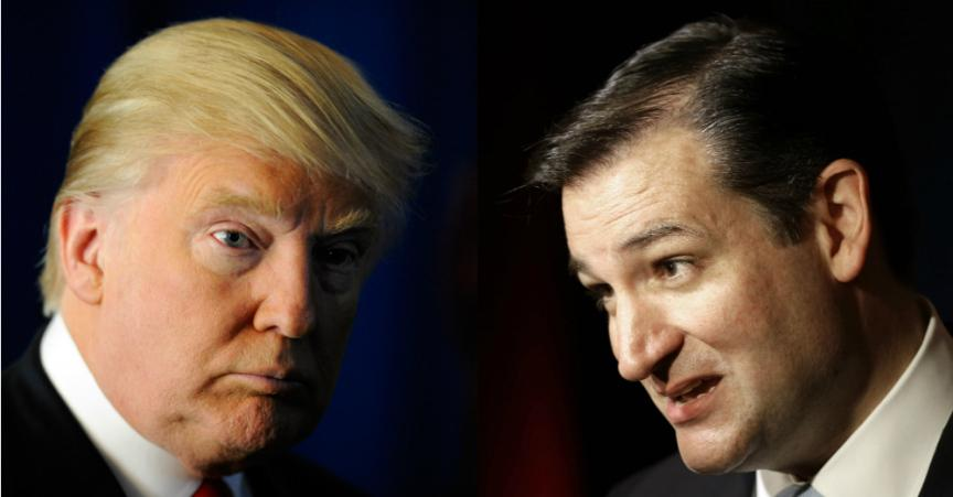 Breitbart Poll Has Trump, Cruz with 64% of Vote http://t.co/vL5mrVS1Re #TCOT #PJnet http://t.co/NycvStUYQv