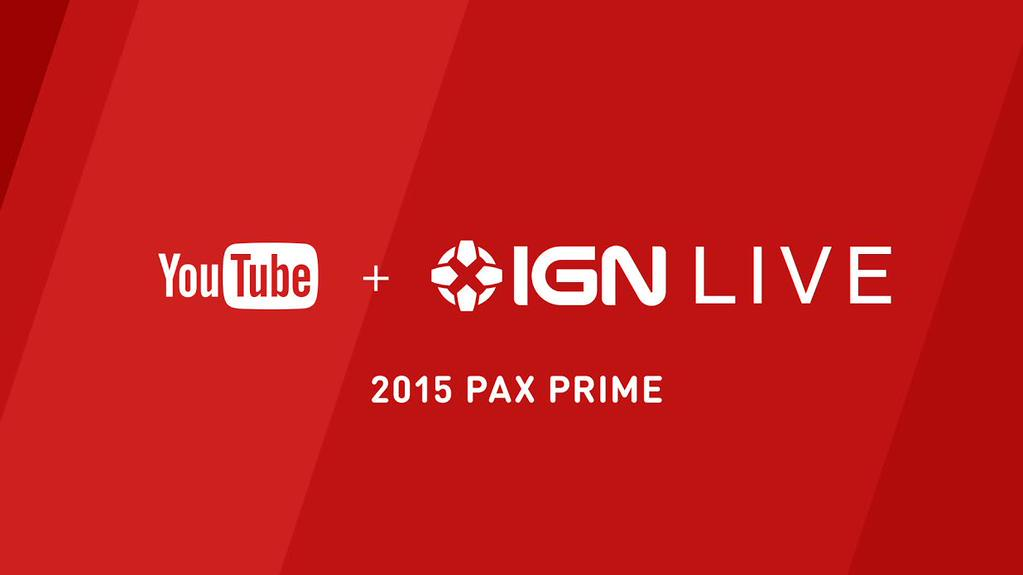 See #Destiny, #Battleborn, #MGSV & more on our replay of #IGNLive at #PAXPrime2015 right NOW! http://t.co/j5P7L39p0e