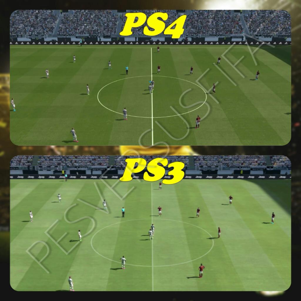 Ps3 Games 2020.Efootball Pes 2020 Vs Fifa 20 On Twitter Ps4 Vs Ps3 In