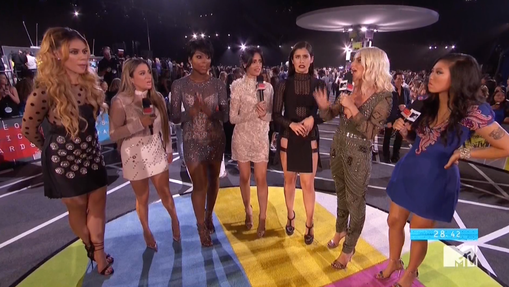 Do you think @FifthHarmony will snag the Moonman for Song of the Summer? RT if you voted for #WorthItVMA! #VMAs http://t.co/ebQqlwezjw