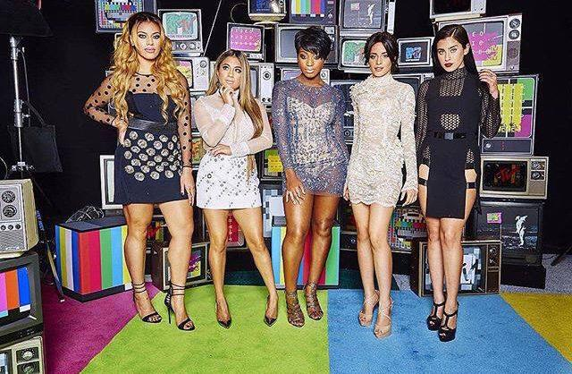 #Repost of our girls @FifthHarmony looking STUNNING on the @MTV #VMAs red carpet! #WorthItVMA