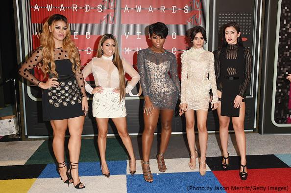 #Harmonizers How flawless did our girls @FifthHarmony look on the red carpet tonight?!? Good luck! #WorthItVMA #VMAs