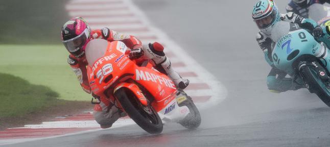 #BuenosDías Enhorabuena a @JuanfranGuevara por su mejor carrera en el Mundial de Moto3. http://t.co/etOAD5RS5O http://t.co/4mdvgog441