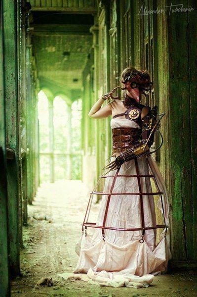 http://t.co/BFHcRSnmN4 #vintage #steampunk #Cosplay