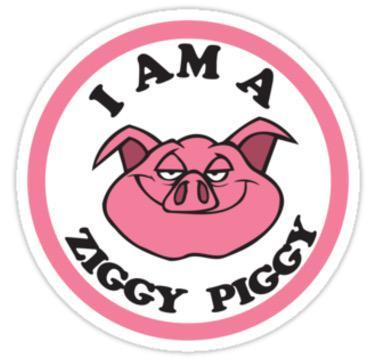 wolfie on twitter eat the pig eat the pig ziggy ziggy zig