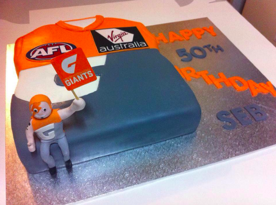 Tremendous Gws Giants On Twitter Now This Is What We Call A Cake Happy Funny Birthday Cards Online Inifofree Goldxyz