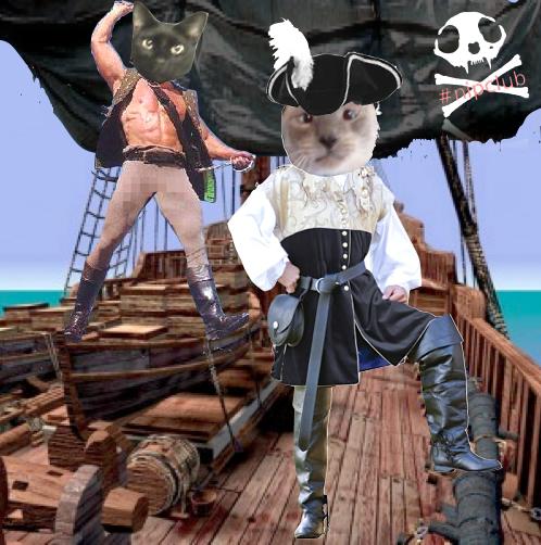 @Slinky_The_Cat @kittehboi @OwenTheTonk @TheNascarKitty @TinyPearlCat The pirates have the most fun! http://t.co/Fqyr12jc81